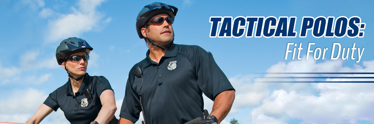 Police Uniforms Tactical Polos